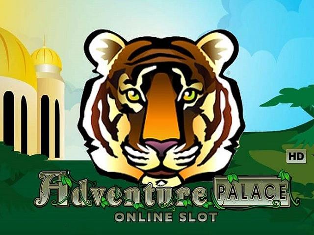 Adventure Palace — онлайн-автомат для рисковых посетителей