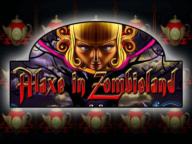 Alaxe In Zombieland от Microgaming играть в автомат онлайн