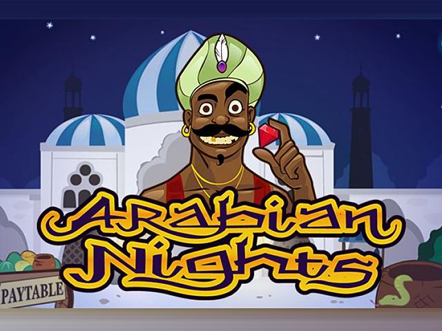 игровой автомат Arabian Nights