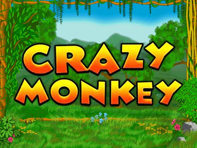 Азартная игра Crazy Monkey дарит удачу в путешествии по джунглям
