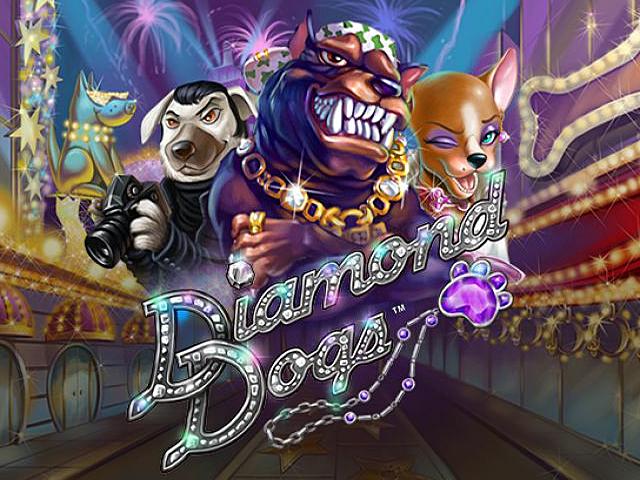 Игровой аппарат Diamond Dogs – гламурные звезды