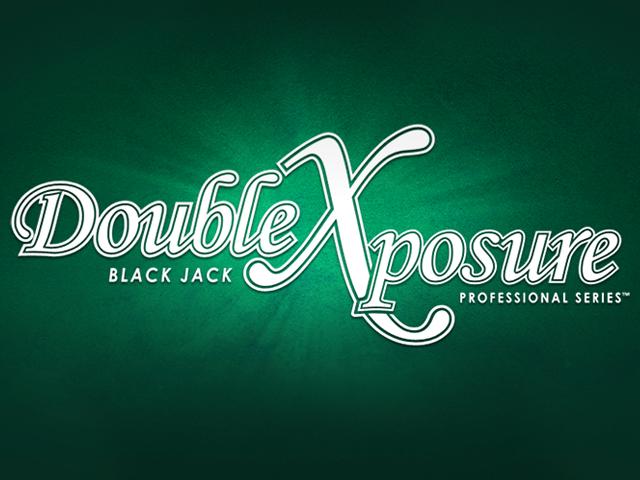 Double Exposure Blackjack Pro Series — игровой онлайн-автомат