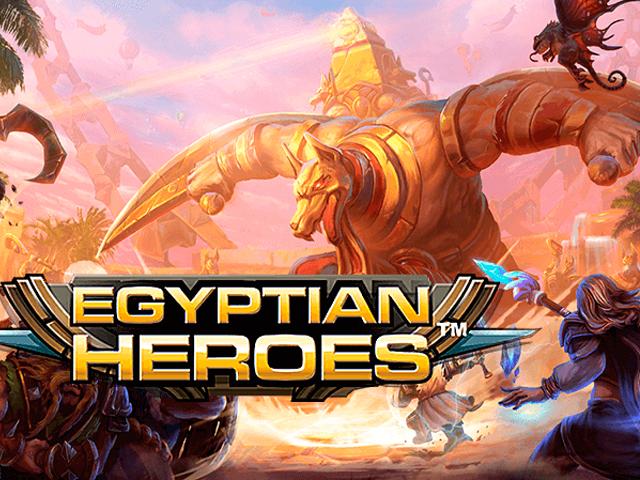 Слот Egyptian Heroes