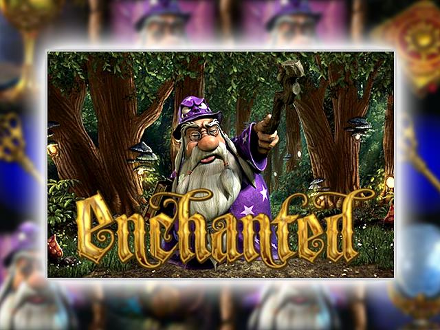 Игровые автоматы Вулкан: играть на деньги в слот Enchanted