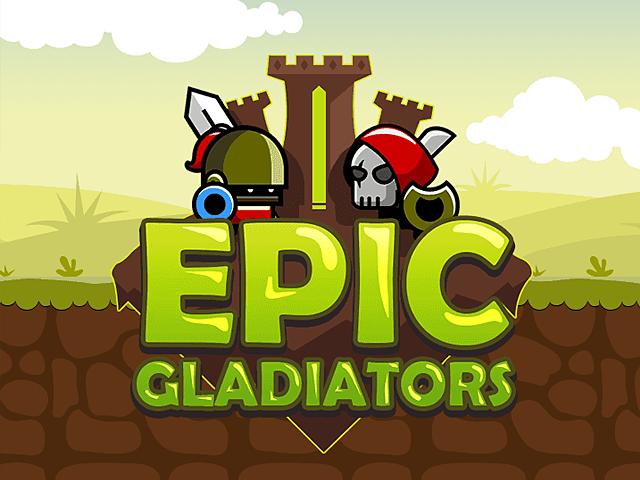 Epic Gladiators — рейтинговый онлайн-автомат с бонусами