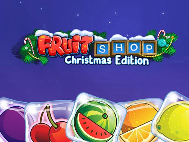 Игровой аппарат Fruit Shop Christmas Edition – продолжение легенды