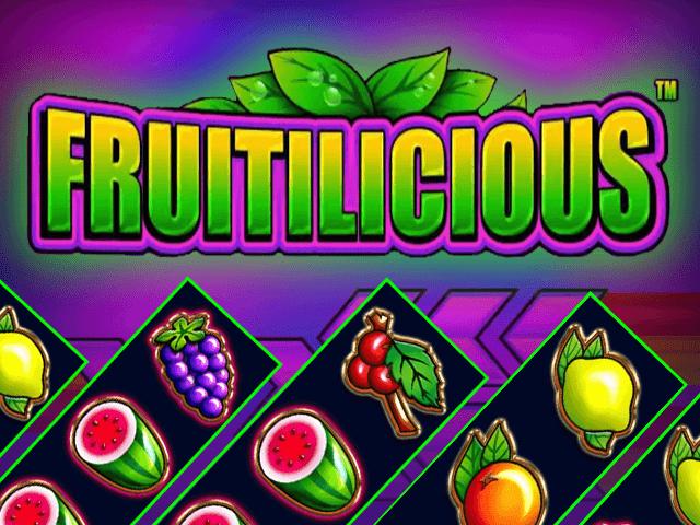 Fruitilicious — игровой онлайн-автомат от компании Novomatic