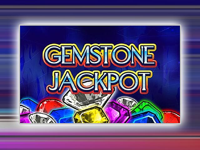 Игровой аппарат Gemstone Jackpot – время собирать драгоценные камни