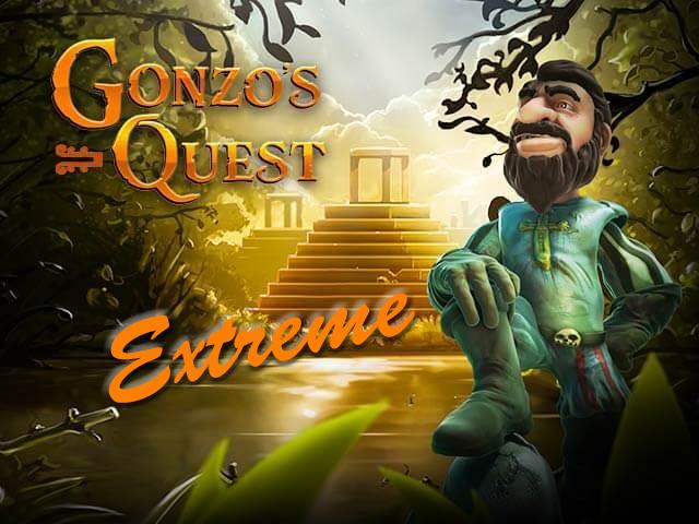 Игровой аппарат Gonzo's Quest Extreme дает шанс на участие в прибыльной экспедиции
