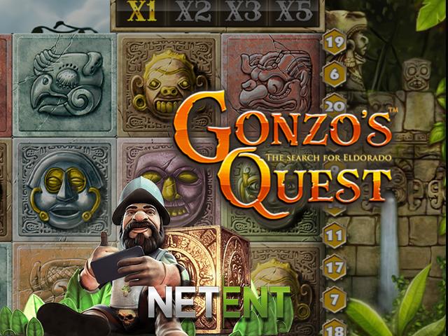 Азартная игра Gonzo's Quest открывает тайну местонахождения золотого города