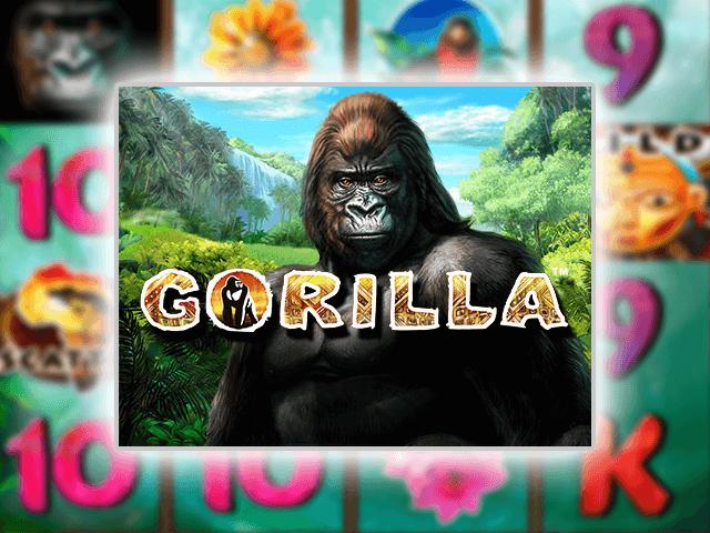 Игровой слот Gorilla — дикие джунгли онлайн