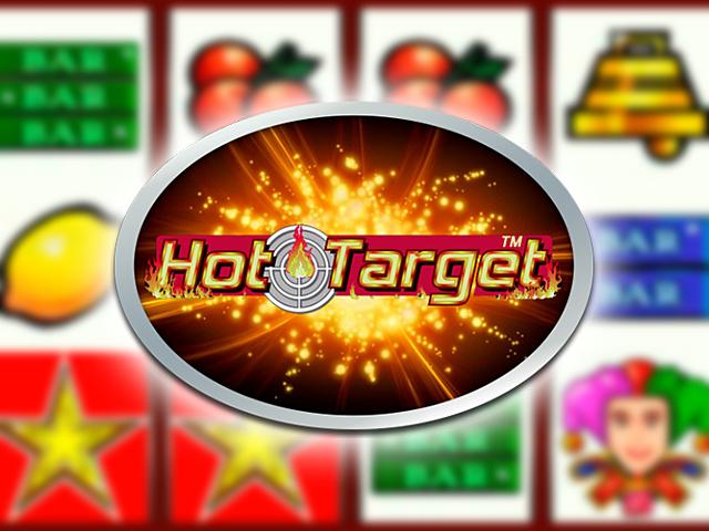 Hot Target — игровой онлайн-автомат от компании Novomatic