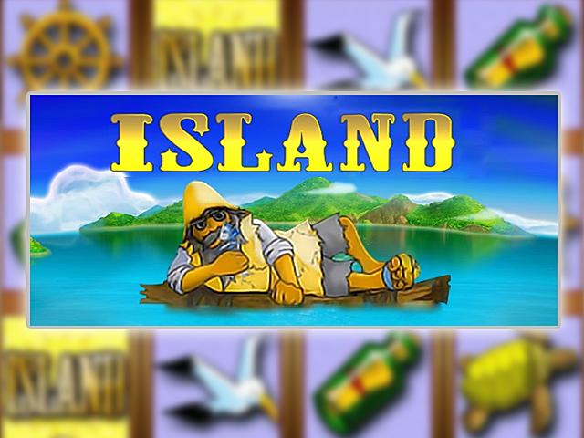 Игровой слот Island: онлайн отдых с Робинзоном