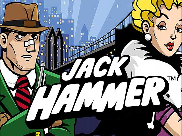 Jack Hammer от Netent — играть в игровой автомат 777 онлайн