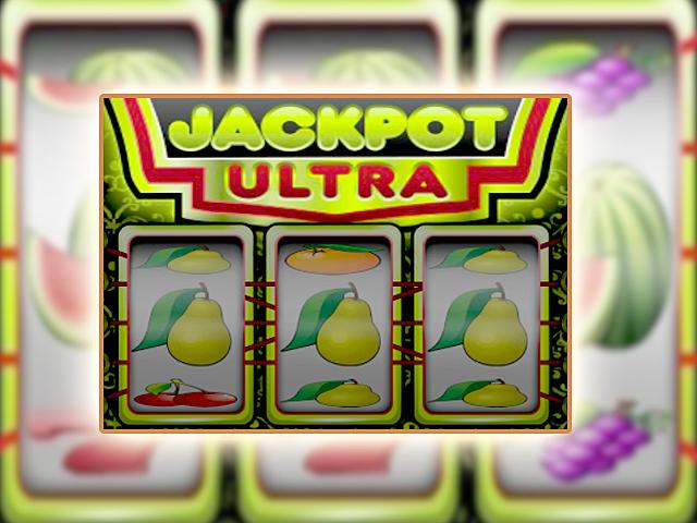 Автомат Jackpot Ultra в официальном игровом клубе Вулкан Удачи