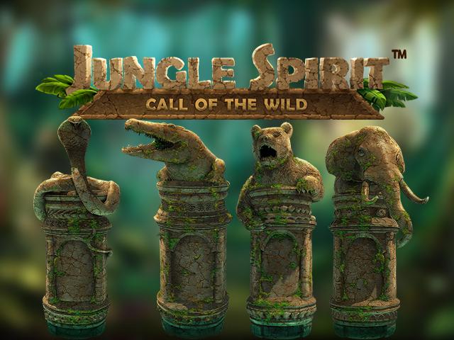 Игра Jungle Spirit: Call Of The Wild в официальном клубе Вулкан Удачи