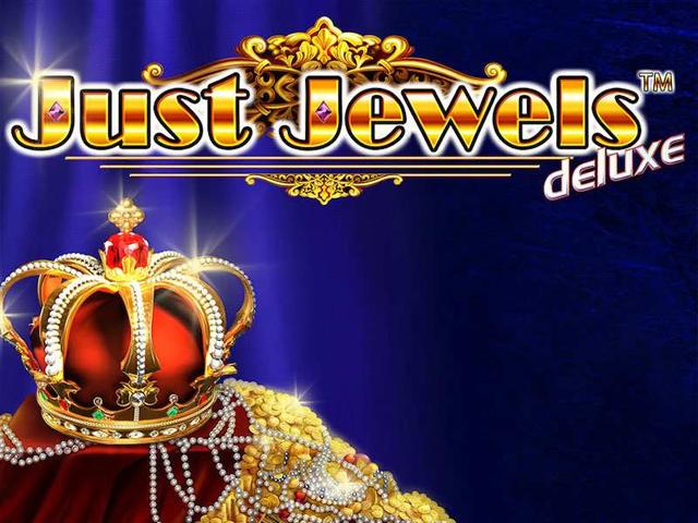 В клубе Вулкан Удачи игровой автомат Just Jewels Deluxe