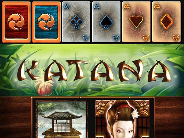 Игровой автомат Katana – самураи онлайн