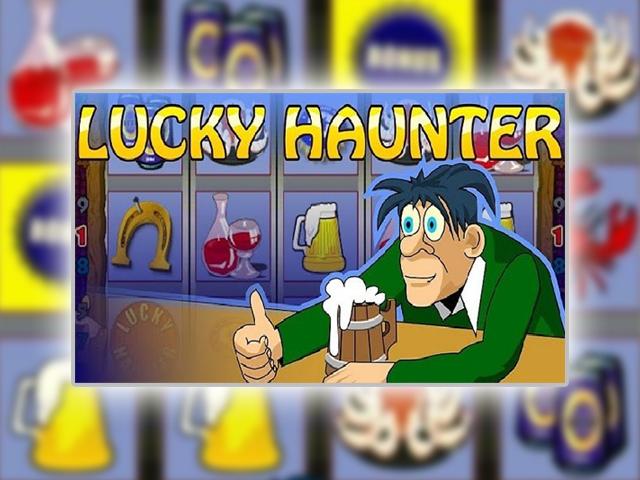 Игровой аппарат Lucky Haunter Вулкан за деньги онлайн