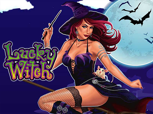 Игровой аппарат Lucky Witch от Вулкан казино с бонусами