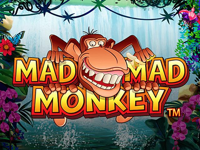 Азартный игровой автомат Mad Mad Monkey
