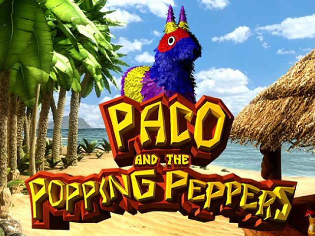 Paco And Popping Peppers — азартный онлайн-автомат для риска