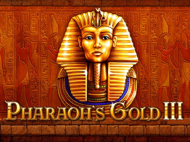 Игровой слот Pharaoh's Gold III – путешествие в прошлое