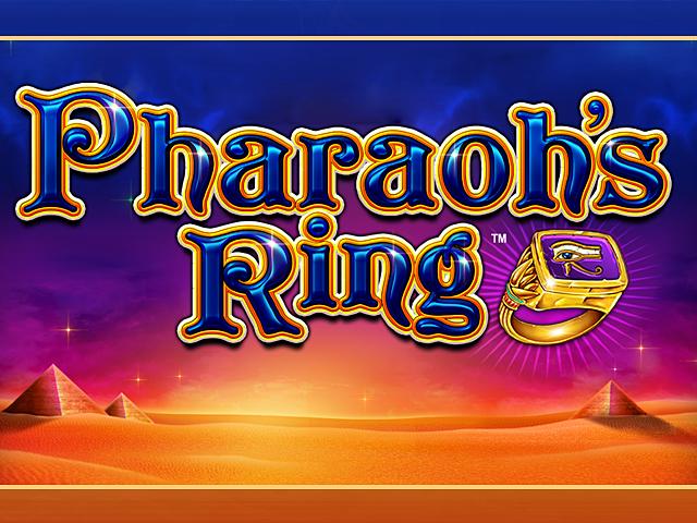 Играть онлайн в игровой автомат Pharaoh's Ring в клубе Вулкан