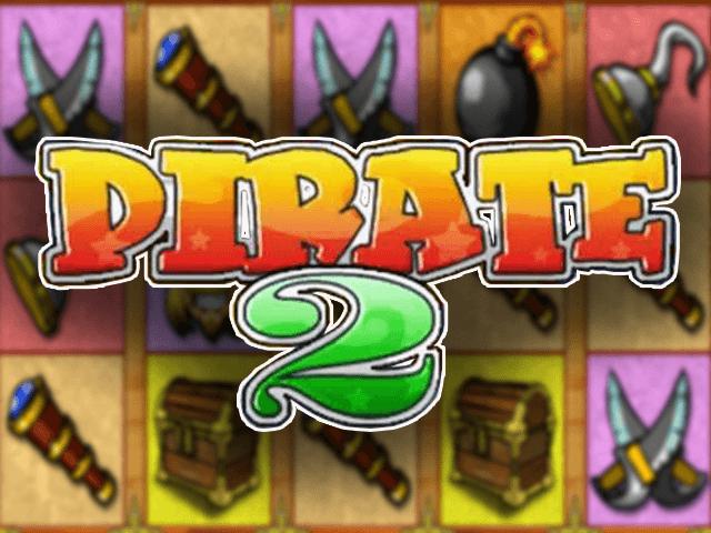 Игровой слот Pirate 2: опасная игра и высокие коэффициенты прибыли
