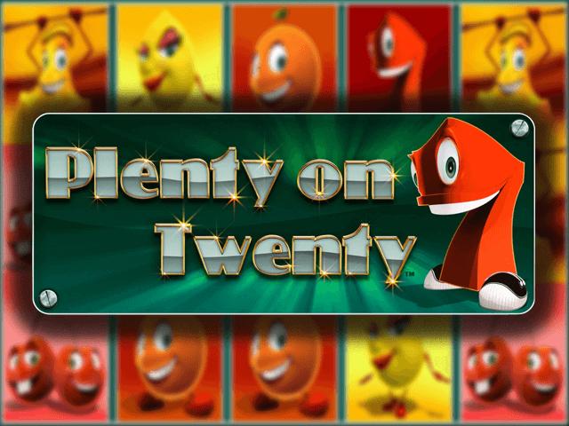 Игровой аппарат Plenty On Twenty – отличные эмоции гарантированы всем