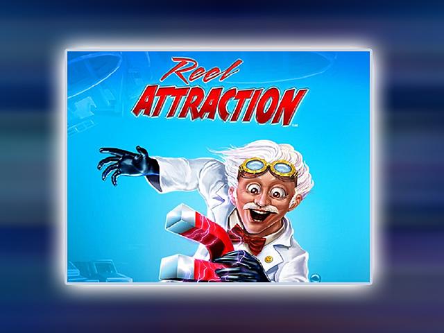 Игровой аппарат Reel Attraction — Вулкан азартных впечатлений