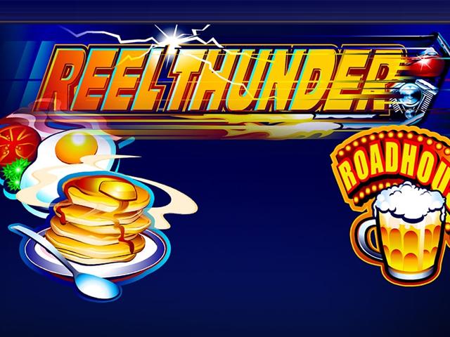 Игровой автомат Reel Thunder от Вулкан казино онлайн
