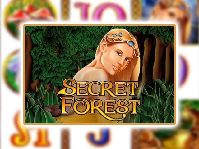 Азартная игра Secret Forest с мифическими обитателями