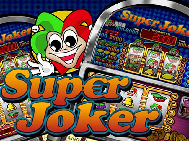 Super Joker – возвращение к классическим аппаратам в Вулкане