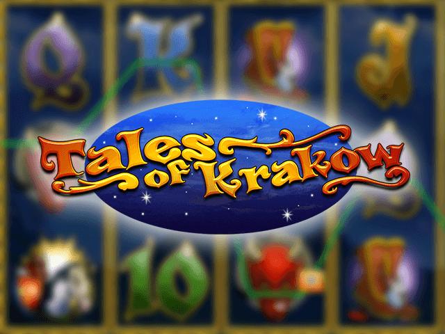 Азартная игра Tales Of Krakow дарит путешествие в Польское королевство