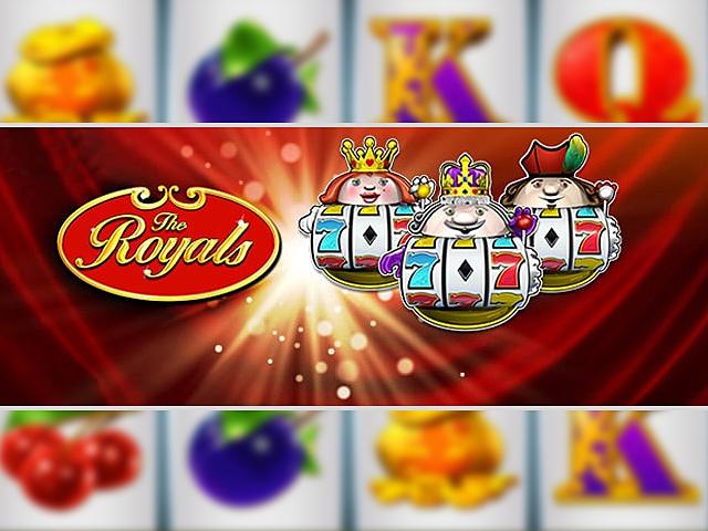 Игровой автомат The Royals от Вулкан казино онлайн