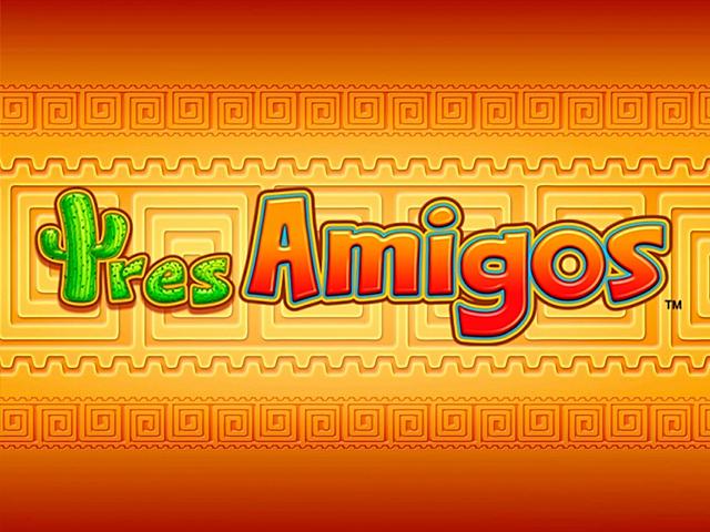 Демо слот Tres Amigos