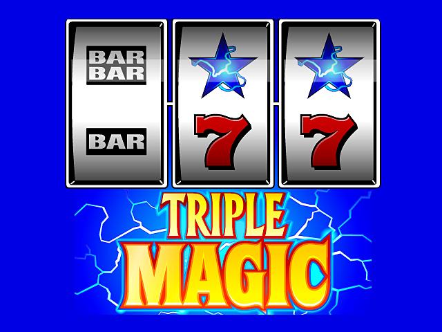 Слот Triple Magic