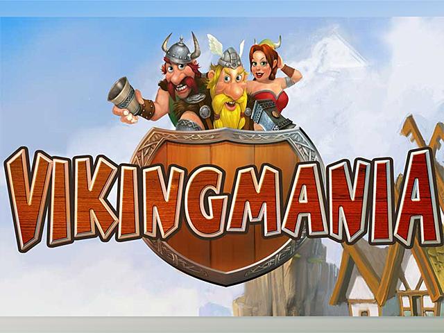 Игровой автомат Vikingmania от казино Вулкан онлайн