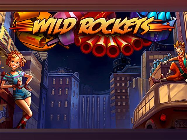Играйте в онлайн-клубе Вулкан Удачи в автомат Безумные Ракеты