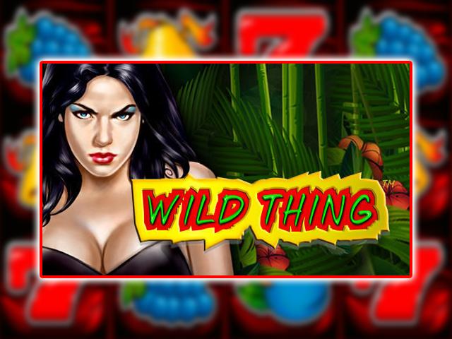 Wild Thing от Novomatic — игровой автомат 777 с призами