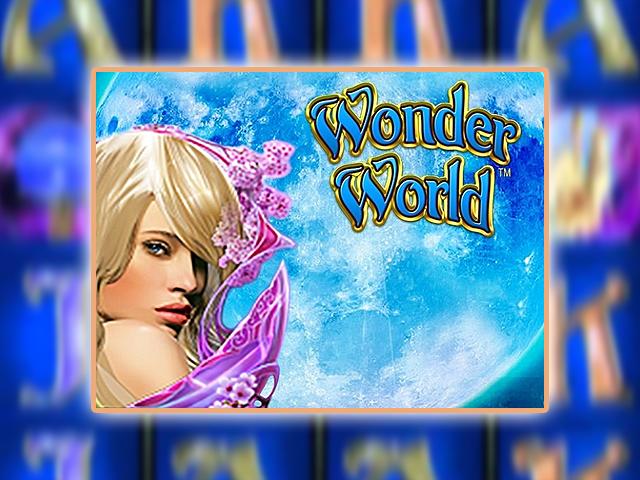 Wonder World — игровой автомат для азартных онлайн-ставок